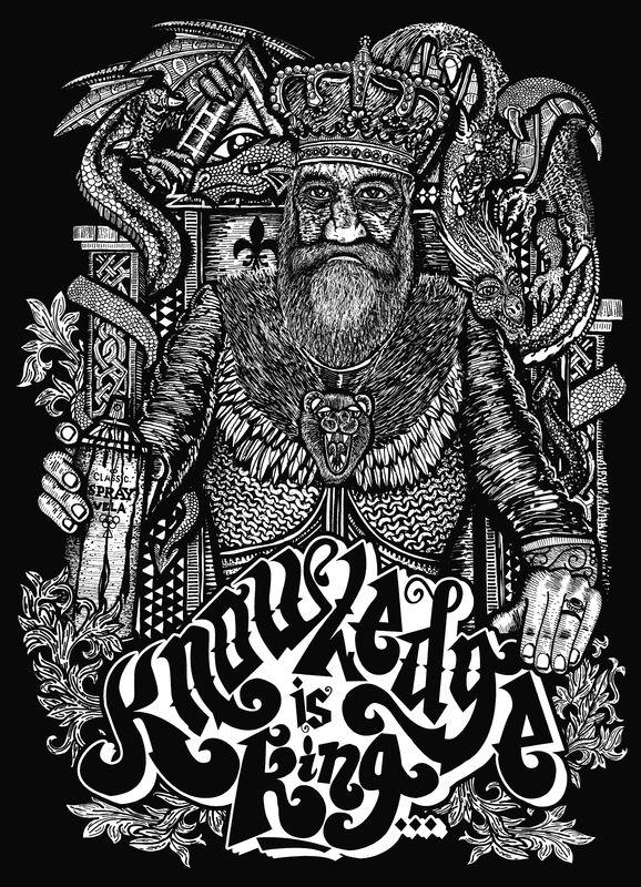 knowledge is king mr. vela