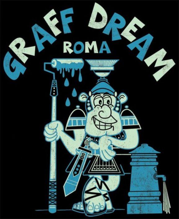 graffdream antico romano mr vela 3