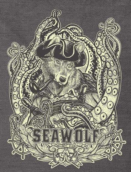 SEAWOLFwoodcut 570