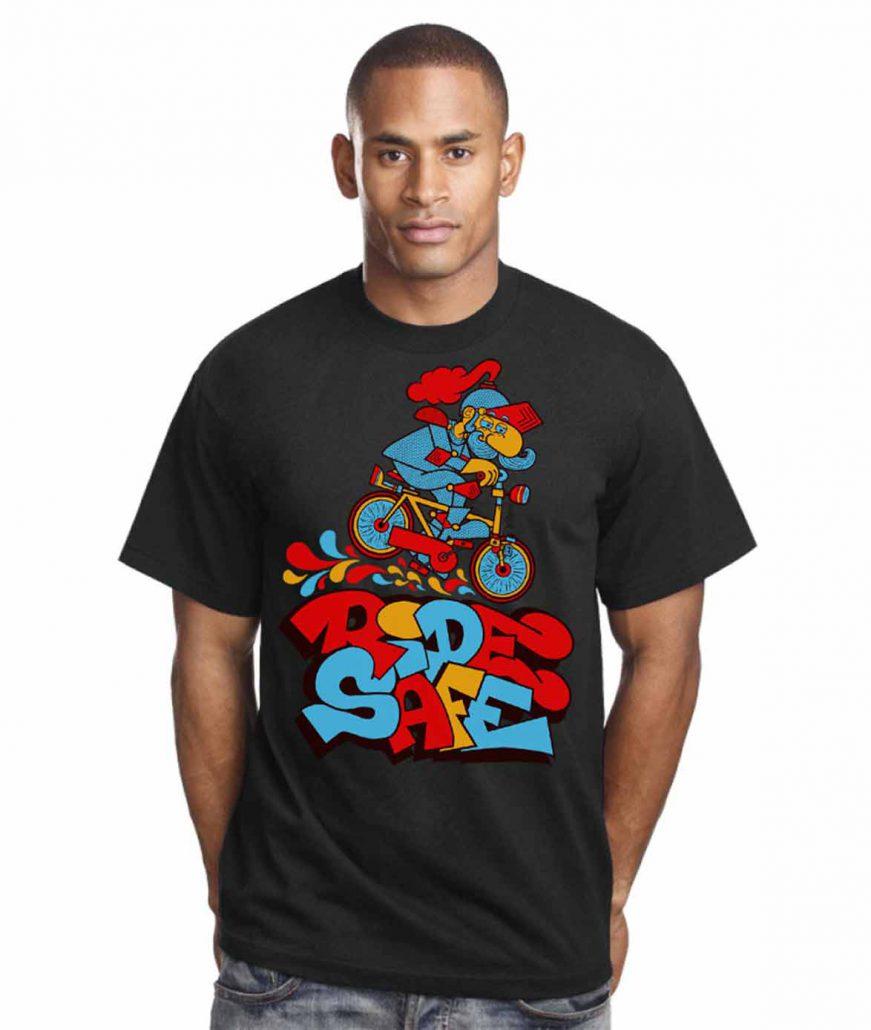 BLACK prova tshirt