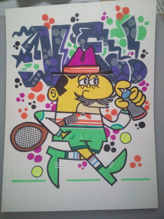 gioco a tennis