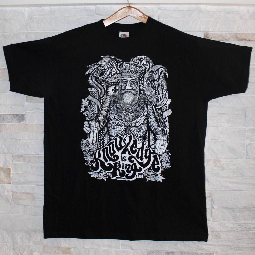 kill the king t-shirt classic urban wear