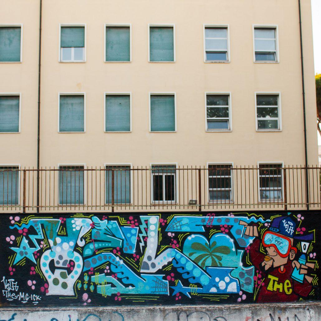 graffito old school