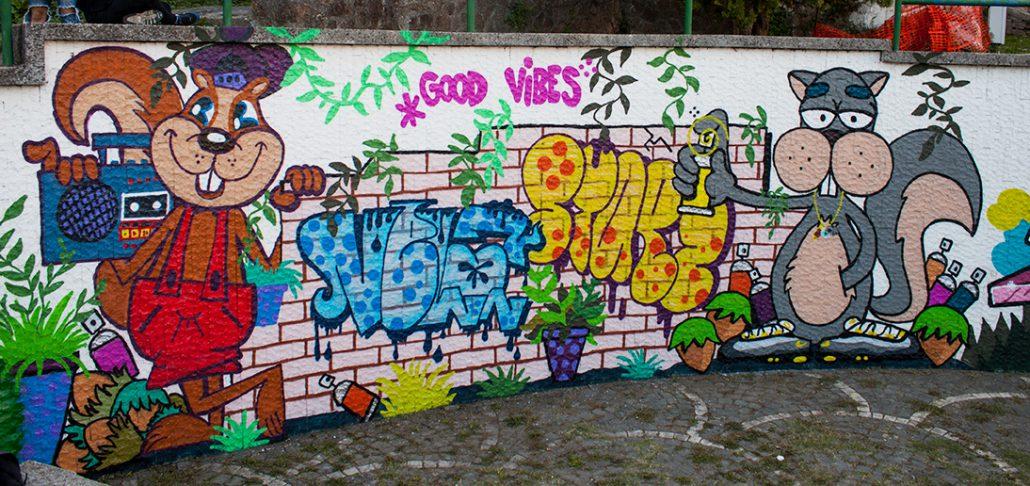 murale labico