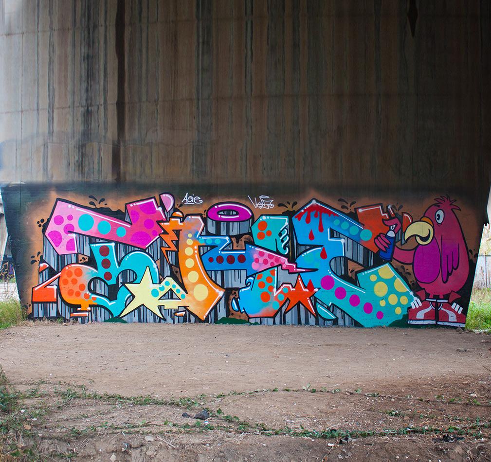 the crew on big wall
