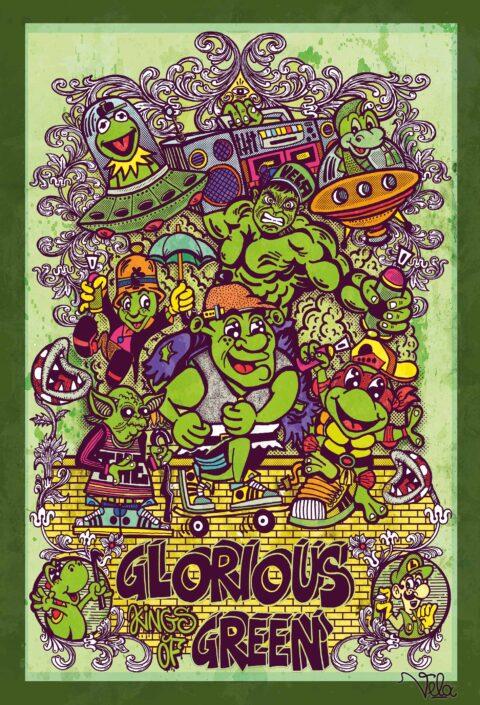 poster a colori