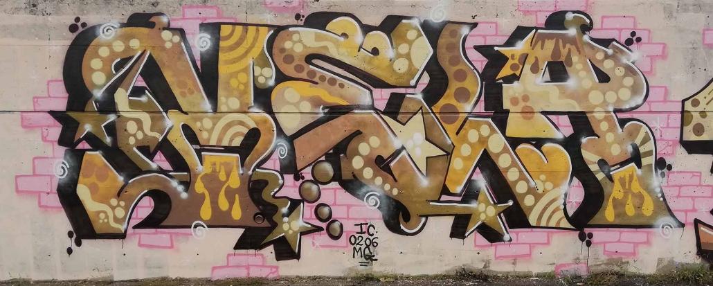 graffiti vela newyork