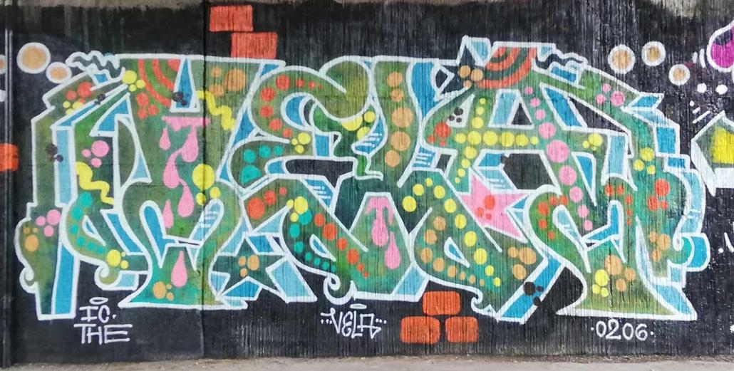 graffito newyork