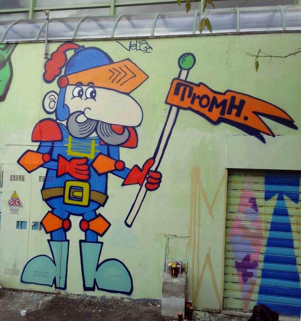 scudiero street art